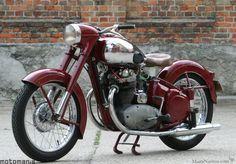Jawa 500 OHC 1953
