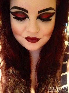 Little Devil halloween makeup, devil makeup, kids costume, kids ...