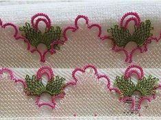 Anadolu kültürünün bir parçası el emeği iğne oyaları.