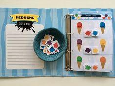 """Ma is egy fagyis játékot hoztam nektek, ami segítheti gyermekedet a színek megtanulásában😊 Ez a sablon része egy nagyobb csomagnak, ami összesen 50 játékot tartalmaz!😍 Ha szeretnéd megvásárolni a teljes gyűjteményt, a biomban megtalálod a linktr.ee-re kattintva """"Fagyis Montessori játék"""" címszó alatt😉 #gyereketető #játék #sablon #nyár #fagyi #ötlet #fejlesztés #fejlesztőjáték #montessori #gyerek #anyavagyok #gyerekkelvagyok Coin Purse, Purses, Instagram, Handbags, Purse, Bags, Coin Purses"""