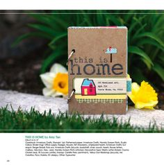 Home mini-books