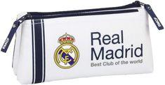 Real Madrid, Best Club, Diaper Bag, Shoulder Bag, World, Bags, Color, Wheeled Backpacks, Zippers