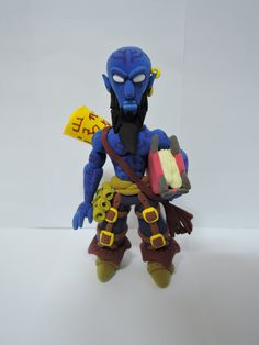 League of legends: Ryze clay by KoreanClay on Etsy