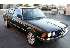 These little 6 cylinder, gray market import BMW's are coming out of the woodwork all of the sudden. Bmw E21, E30, 3 Bmw, Bmw 3 Series, Big Daddy, Bmw Cars, Dream Garage, Cars Motorcycles, Cool Cars