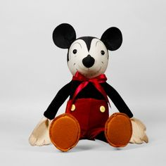 Mickey Collectible Doll