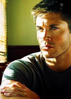 Jensen Ackles. No, but for real. He's my dreamcasting of Finnick Odair. No, I'm not going to shut up about it.