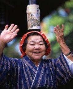 Okinawa and the people 2013