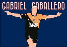 Gabriel Caballero Fútbol Tuzos del Pachuca Fútbol Mexicano Pachuca