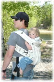 Photos of the babyTrekker Baby Carrier