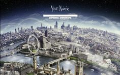 London Panorama Theme from ShinySearch