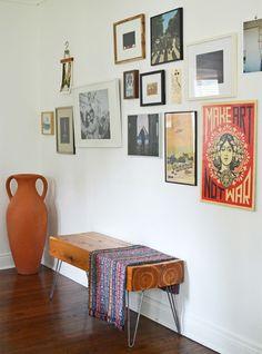 Eu sempre gostei muito de móveis com pés palito, pois têm aquele ar vintage-moderninho do qual sou fã. Pés um pouco similares,…