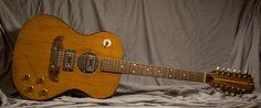 Nick Page Custom 12-string guitar