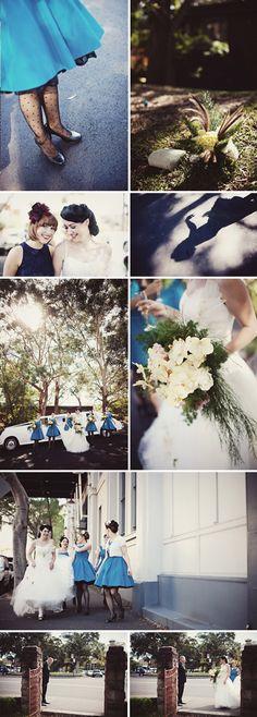 LOVE VINTAGE WEDDING
