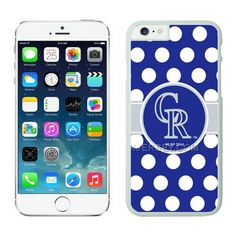 http://www.xjersey.com/colorado-rockies-iphone-6-cases-white03.html Only$21.00 COLORADO ROCKIES #IPHONE 6 CASES WHITE03 #Free #Shipping!