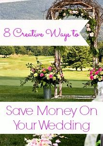 The cost of a typical wedding can easily run in the five figure range. Find out ways to save money on your wedding and have a beautiful & memorable day.