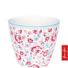 Greengate latte cup Malou flower