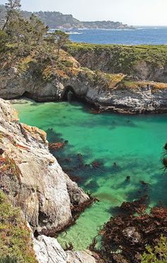 China Beach, Carmel, Califórnia
