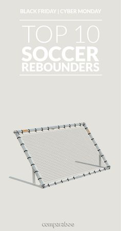 Practice Without Breaking The House. Check Out The Best Soccer Rebounders  In The World On