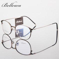 1c615d2f63398a 2017 Spectacle Frame Eyeglasses Men Women Vintage Computer Optical Glasses  Myopia Frame - US  9.84
