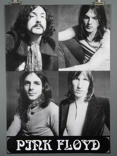Waters era Floyd// Rick is so beautiful