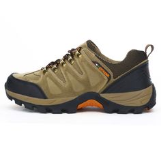 2014 new spring and autumn outdoor couple models breathable slip hiking shoes men's sports shoes free hipping brand shoes