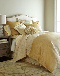 Gorgeous bedding http://rstyle.me/n/qi455nyg6