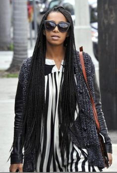 Solange over Beyonce any day....She has style and writes her own music.