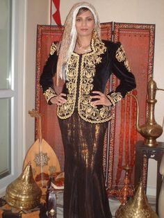 karakou histoire krakou origine caraco veement algerois vetement traditionelle algerien
