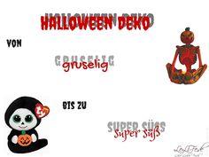 Halloween Deko von gruselig bis süß by @lebelieberfesch