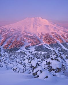 13.  After getting all loose and limber from our long soak in the tub, we would head up to Mount Bachelor to get a few fresh powder runs in.  Bend, Or was just voted one of the top 25 ski towns IN THE WORLD by National Geographic!!