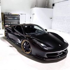 Modified Ferrari 458 Italia