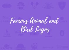 If you call someone or something as cunning as a fox, you mean they are wily (trait) like a fox. Here are Top 20 Famous Animal and Bird Logos for your inspiration. Bird Logos, Famous Logos, Red Logo, You Meant, Pet Birds, Fox, Animals, Inspiration, Animales