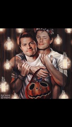That's not Castiel that's Misha