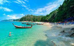 Best Honeymoon Destination: Visiting Phuket Island for Exotic Sensation  #honeymoon #travelideas #phuketisland