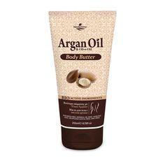 Argan oilBody butter