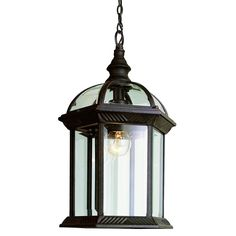 Portfolio Outdoor Pendant Light - great price! for front entrance