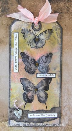 "Kath's Blog......diary of the everyday life of a crafter: ""12 Tags of 2015"" September... #timholtz #ranger #ideaology #sizzix #stampersanonymous"