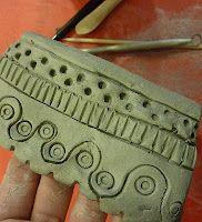make pattern/ texture samples