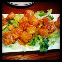 Sweet Chili Shrimp from Red Lobster!!!