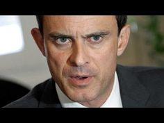 SCANDALE : Toute la vérité sur Manuel VALLS (le vrai visage que les médi...
