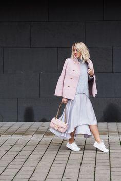 STYLING RULES: 1. MATERIAL MIX Stylus, Fashion, Moda, Style, Fashion Styles, Fashion Illustrations