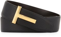 TOM FORD Reversible Leather Logo Belt, Black/Brown ✏✏✏✏✏✏✏✏✏✏✏✏✏✏✏✏ IDEE CADEAU / CUTE GIFT IDEA  ☞ http://gabyfeeriefr.tumblr.com/archive ✏✏✏✏✏✏✏✏✏✏✏✏✏✏✏✏