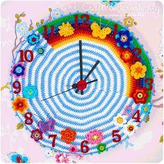 Grandma's Clocks - by Craft & Creativity