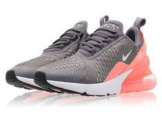 "Nike Air Max 270 ""Gunsmoke"" Now available Cute Nike Shoes, Cute Nikes, Nike Air Shoes, Nike Air Max, Dream Shoes, New Shoes, Sneakers Fashion, Shoes Sneakers, Adidas Sneakers"