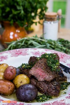 Nothing says summer like a nice grilled steak! Try this Santa Maria Style Tri-tip from Chef Sam Marvin!