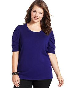 Plus Size Sweaters at Macy's - Womens Plus Size Sweaters - Macy's