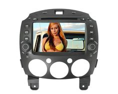 8 inch DVD Player GPS Navigation Bluetooth USB SD for Mazda2  $292.99 Save: 14% off