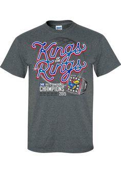 University Of Kansas, Kansas Jayhawks, Charcoal, Campaign, College, Fashion Outfits, Rock, Medium, Sleeve