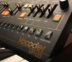 Roland VP-03 Vocoder Analog Circuit Behavior Synthesizer Boutique w/opt Keyboard 632317250566   eBay