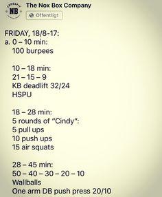 "27 gilla-markeringar, 3 kommentarer - CrossFit NB - TheNoxBoxCompany (@thenoxboxcompany) på Instagram: ""#thenoxboxcompany #crossfit #workoutoftheday #wod #workout #training #fitness #wellness #health…"""